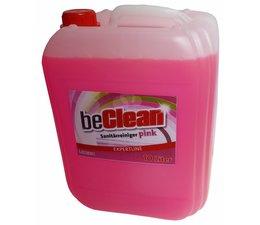 beClean Sanitärreiniger Pink 10 Liter Kanister