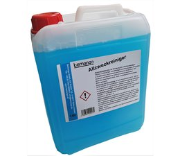 beClean Allzweckreiniger beclean FRESH BLUE, 10 Liter Kanister - streifenfreie Reinigung und Pflege
