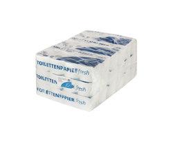 Toilettenpapier, 3-lagig, 250 Blatt, 72 Rollen, Zellstoff
