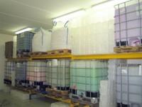 flüssige Containerware