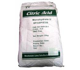 beClean Zitronensäure, Granulat, 25kg-Sack