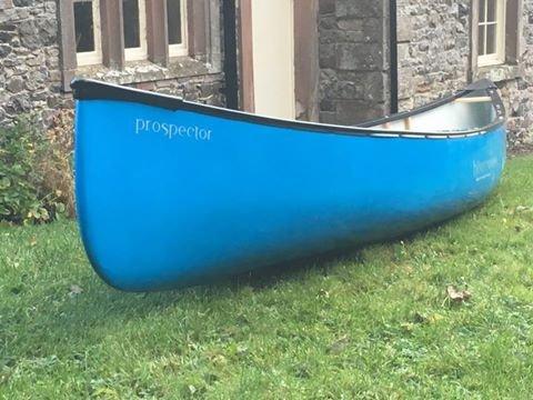 hōu Canoes hōu 16 ft Prospector Open Canoe