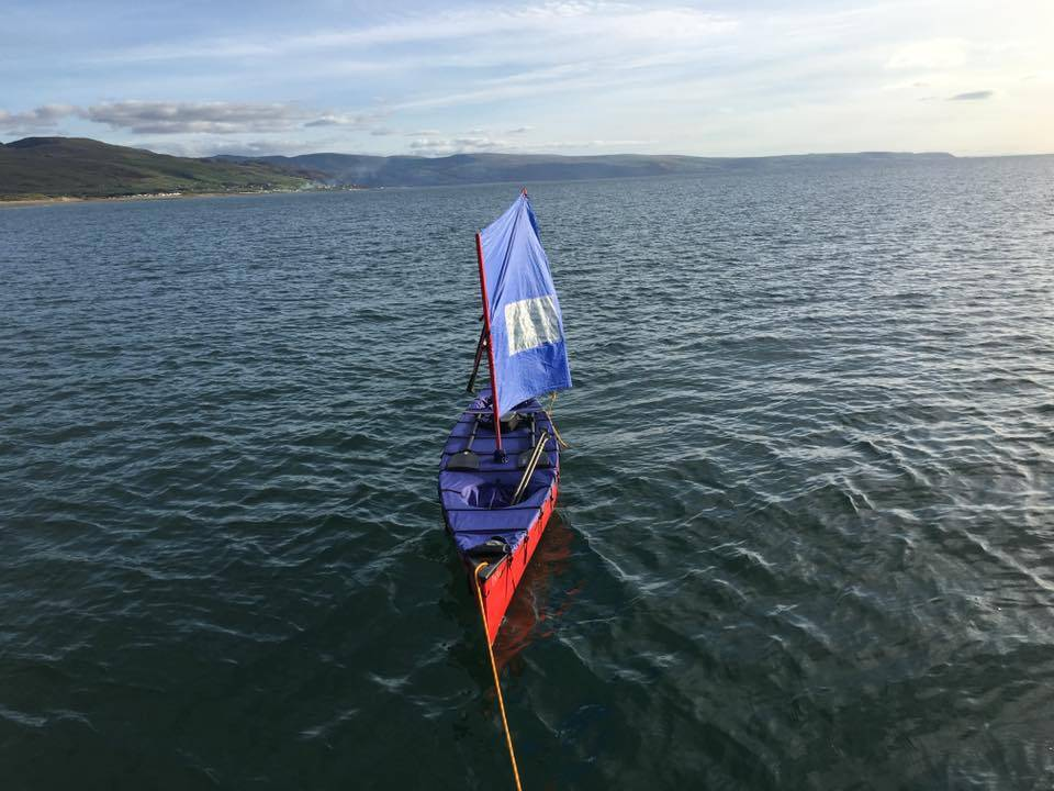 hōu Accessories Canoe Spray Deck