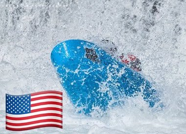 hōu Zone USA (via Canoe & Kayak Imports of WNC)