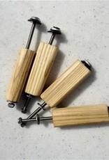 hōu Accessories Wood Web Seat Hanging Kit