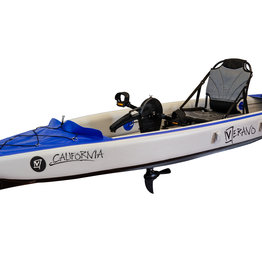 California Paddle Drive Inflatable