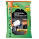Simoniz Cleaning Glove Wipes (24 per doos, 3 per verpakking hersluitbaar)