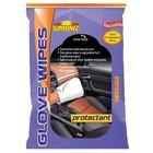 Simoniz Protectant Glove Wipes (24 per doos, 3 per verpakking hersluitbaar)