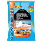 Simoniz Glass Glove Wipes (24 per doos, 3 per verpakking hersluitbaar)