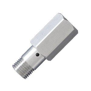 """PA Schuiminjector 2,5mm doorlaat - 1/4""""FM"""
