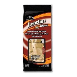 Four Peaks Leather Wipes ( 7 per doos, 20 per verpakking hersluitbaar)