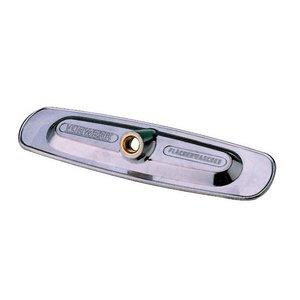 """Borstelplaat Aluminium 1/4"""" F"""