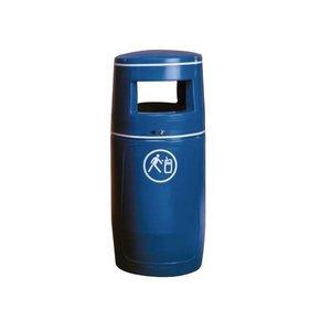 Afvalbak Blauw