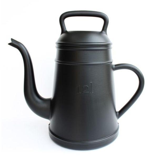 Xala gieter Lungo zwart 12 liter