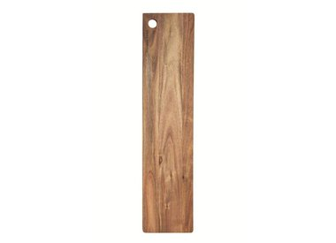 houten planken en schalen