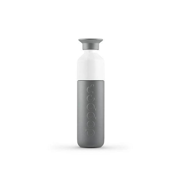 Dopper thermosfles grey