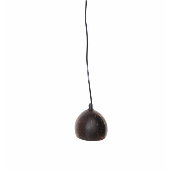 Urban Nature Culture lamp coconut shell