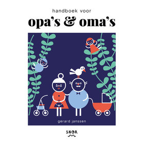 uitgeverij Snor Handboek voor opa's en oma's