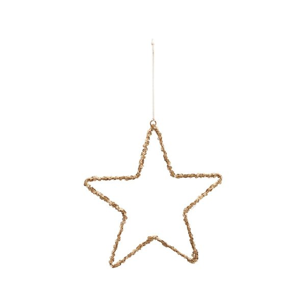 House Doctor ornament Star