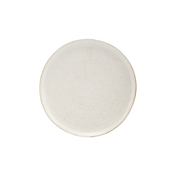 House Doctor dinerbord Pion, grijs wit,  28,5 cm