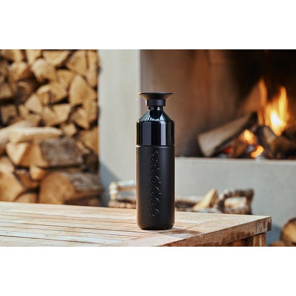 Dopper thermosfles black