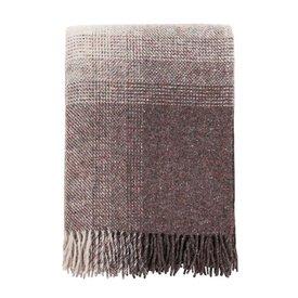 Klippan plaid Burst recycled wool