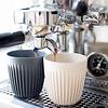 koffiebeker met deksel  - charcoal