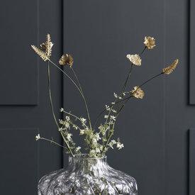 House Doctor flower, wild, beige