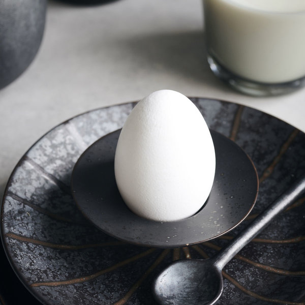 House Doctor eierdop, Pion, zwart