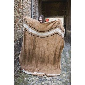 Libeco plaid, fouta, Belgisch linnen