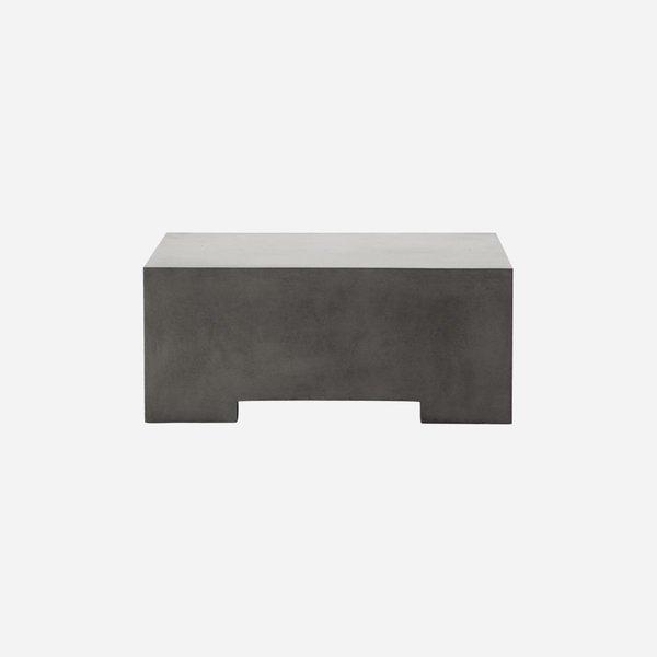 House Doctor tafel Crete, beton