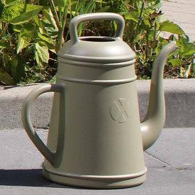 Xala gieter Lungo olijfgroen 12 liter