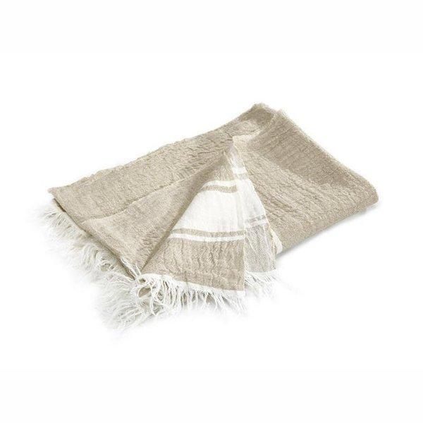 Libeco theedoek Belgisch linnen - Flax