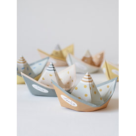 Jurianne Matter vouwbootjes - set van 6