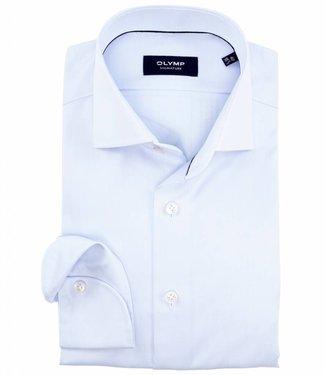 Olymp signature strijkvrij overhemd lichtblauw Savio