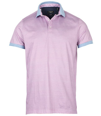 Giordano Tailored polo roze werkje