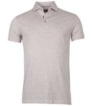 Thomas Maine polo sand beige tailored fit