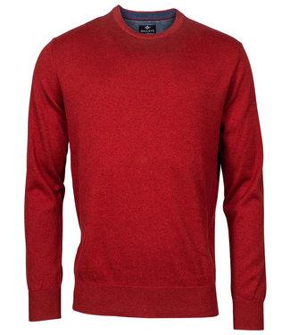 Baileys ronde hals trui Pullover rood Crew Neck