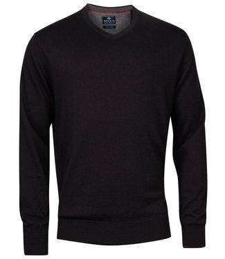 Baileys v-hals trui Pullover zwart V-Neck