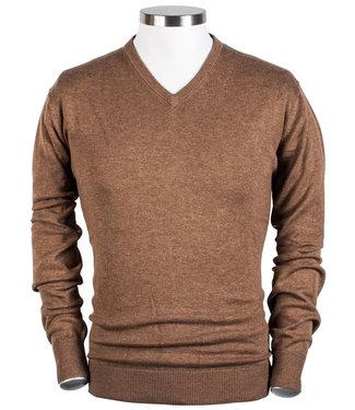Baileys v-hals trui Pullover bruin V-Neck