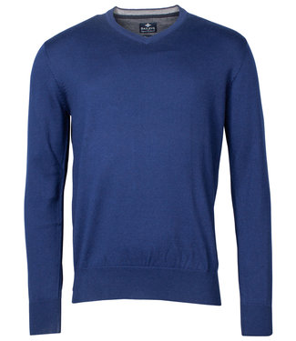 Baileys v-hals trui Pullover kobaltblauw V-Neck