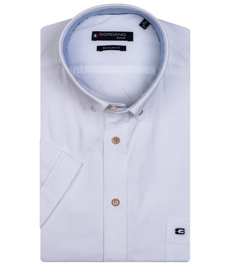 Giordano Regular Fit wit oxford