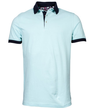 Giordano Tailored aqua blauw