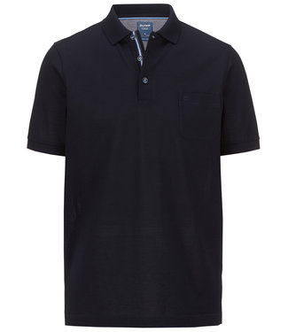 Olymp donkerblauw polo