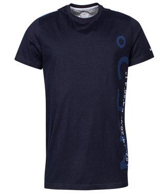 Baileys donkerblauw nautice logo prints