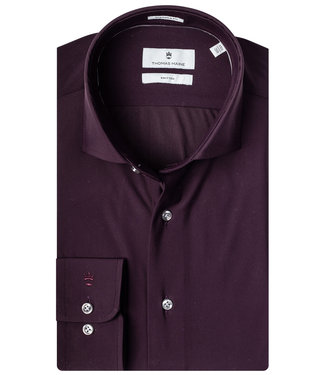 Thomas Maine bordeaux rood technical jersey Canclini