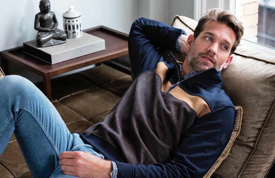 Comfortabele sweaters van Baileys bij Shirtsupplier.nl