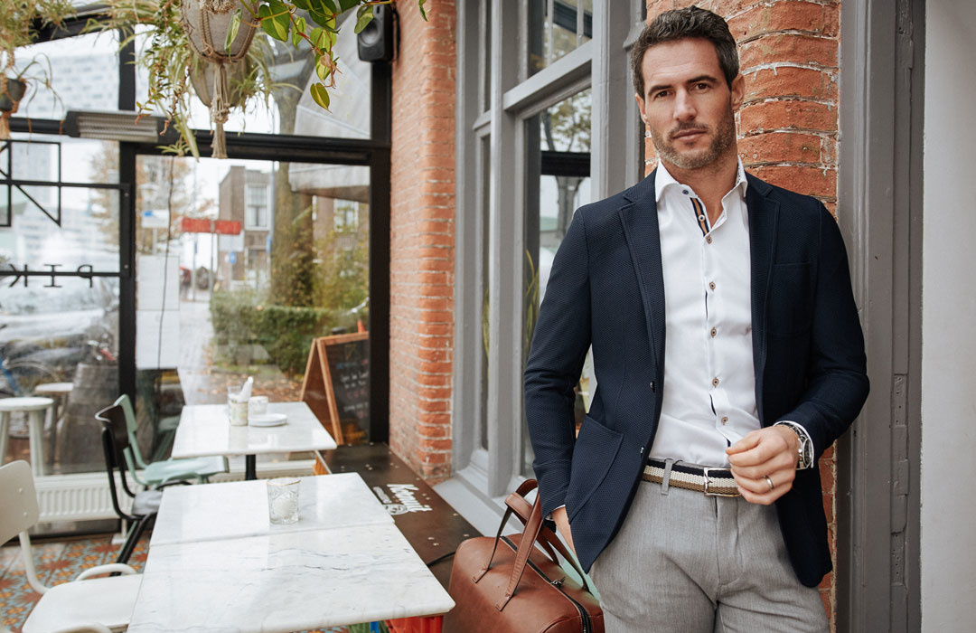 Shirtsupplier.nl heeft alle stijlen Italiaanse overhemden
