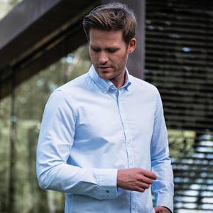 Shirtsupplier.nl grootste Thomas Maine collectie overhemden met lange mouwen