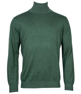 Baileys coltrui Pullover groen Roll Neck